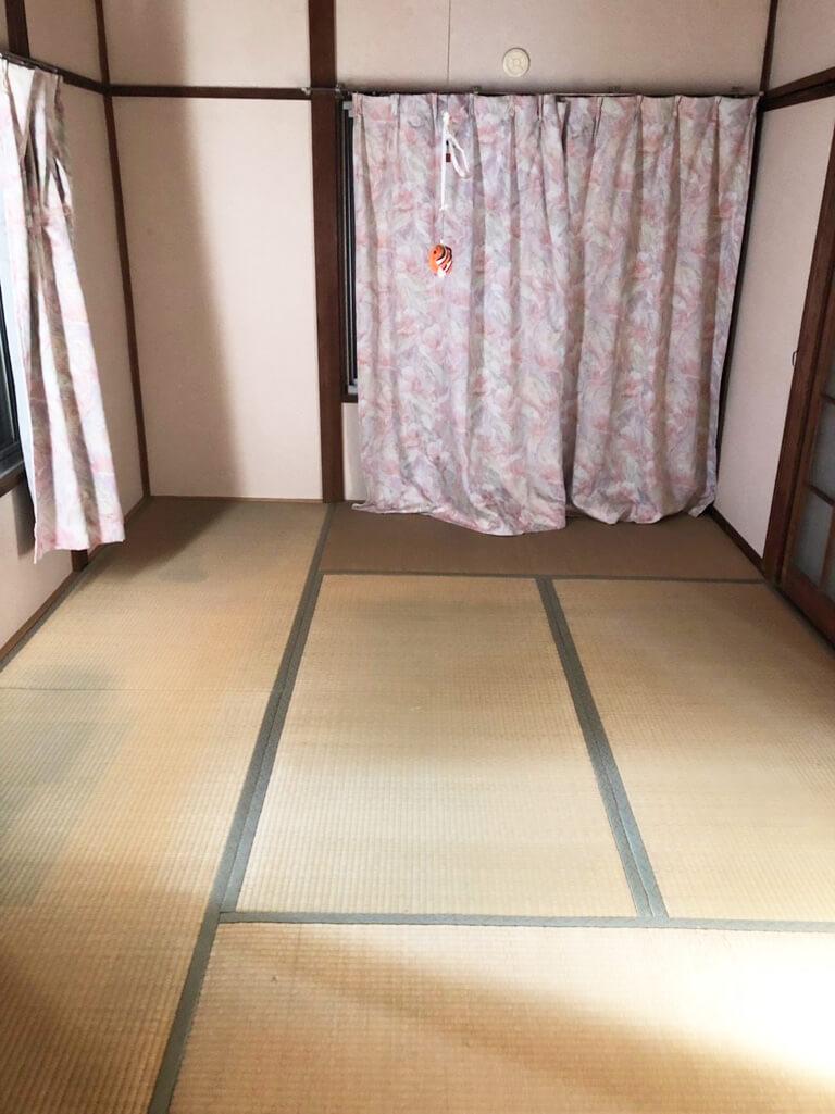 昭島 再建築不可の家 室内