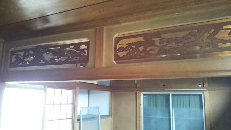 鳩ヶ谷 サラ金の家 室内