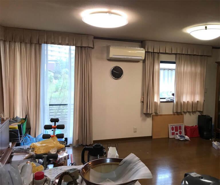 小金井 再建築不可 ゴミの家