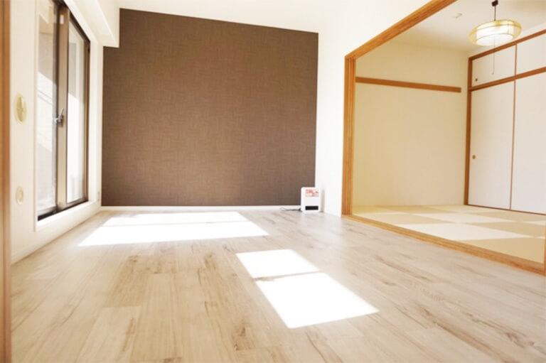 終活不動産 リノベーションマンション クリオ三鷹 リフォーム後室内