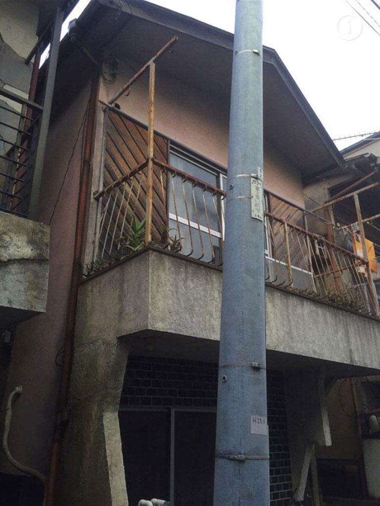 CAT TRASH HOUSE 外観