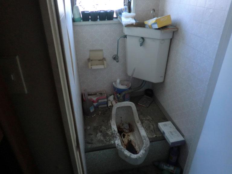 北砂シットハウス  トイレ