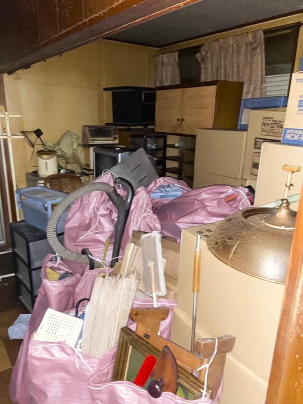 室内 高幡不動雨漏り老朽化 事故物件ならミオプレシャス